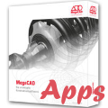 MegaCAD Applikationen